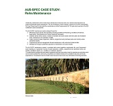 AUS-SPEC Case studies