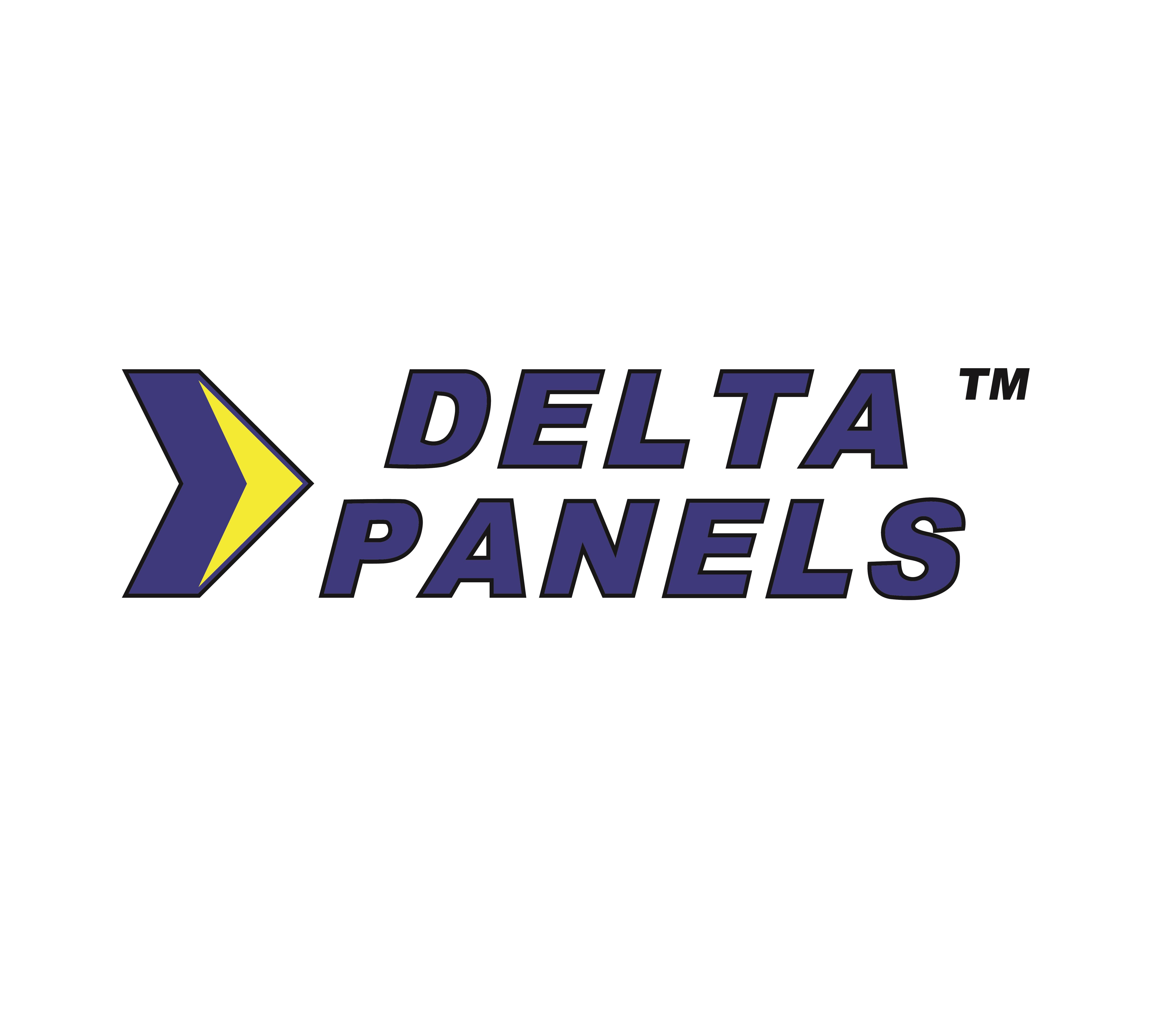 Delta Panels logo