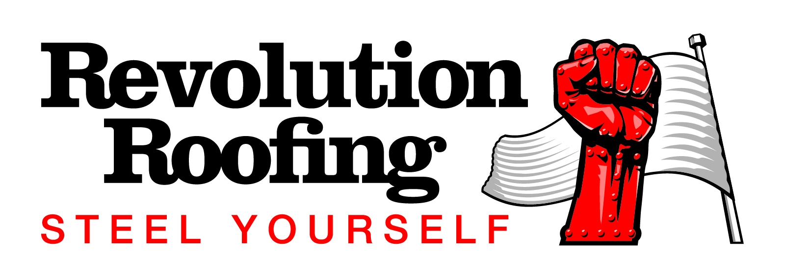 Revolution Roofing SteelYourself New CMYK logo